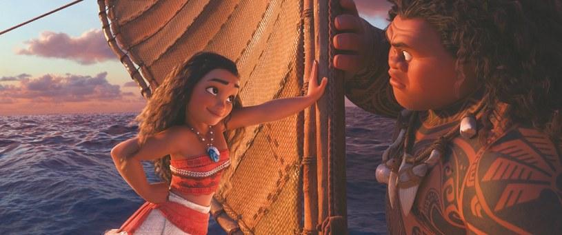 """Film """"Vaiana: Skarb oceanu"""" - nominowana dwukrotnie do Oscara najnowsza produkcja twórców """"Małej syrenki"""" i """"Zwierzogrodu"""" - debiutuje 10 maja w ofercie Galapagos Films na Blu-ray 3D™, Blu-ray™ i DVD."""