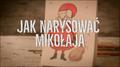 Jak narysować Świętego Mikołaja?