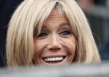 Boi się, że będzie niezdarna. Brigitte Macron przerażona funkcją Pierwszej Damy