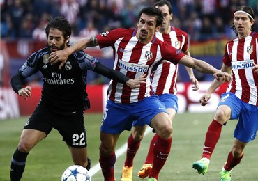 Liga Mistrzów: Real awansuje do finału mimo porażki z Atletico