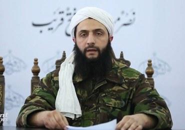 10 milionów dolarów za informacje o liderze dawnej syryjskiej Al-Kaidy