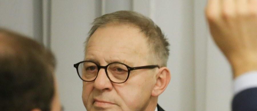 Nie jest prawdą, że sędzia Trybunału Konstytucyjnego prof. Lech Morawski reprezentował polski rząd na konferencji naukowej na Uniwersytecie Oksfordzkim - oświadczyło w czwartek Biuro TK.