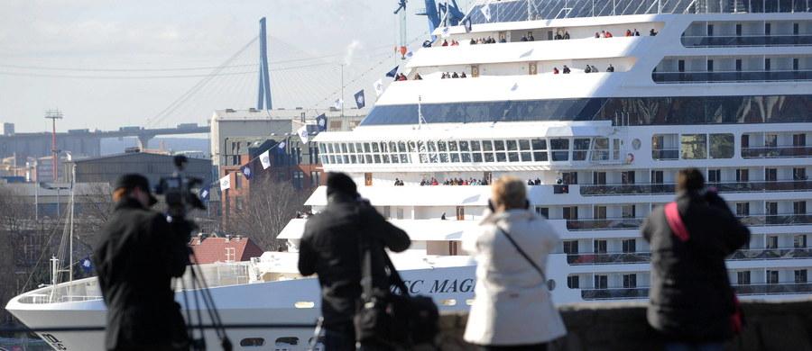 Statek pasażerski pod banderą Panamy o długości prawie 300 metrów ma zainaugurować w niedzielę tegoroczny sezon wycieczkowców w porcie w Gdyni. Planowane są 42 zawinięcia statków, na pokładach których może przybyć ok. 70 tys. turystów.