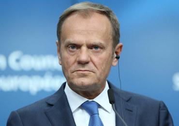 Tusk wezwany na przesłuchanie w Warszawie. Chodzi o katastrofę smoleńską