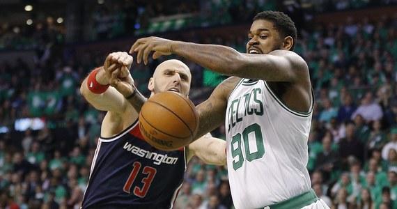 Marcin Gortat zdobył sześć punktów, a jego Washington Wizards ulegli na wyjeździe Boston Celtics 105:115 w decydującym meczu o awansie do finału Konferencji Wschodniej koszykarskiej ligi NBA. W rywalizacji do czterech zwycięstw Celtics triumfowali 4-3.