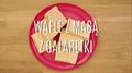 Galaretkowa masa do przekładania wafli