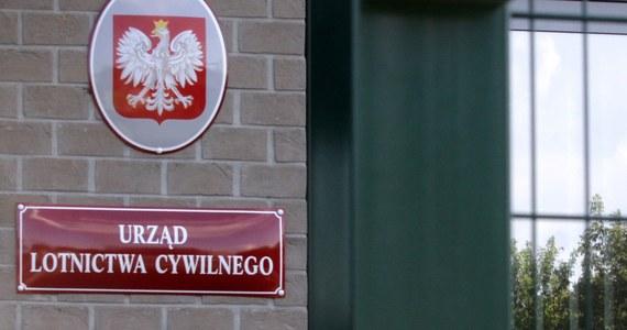 Centralne Biuro Antykorupcyjne (CBA) zabezpieczyło materiał dowodowy z kontroli doraźnej przeprowadzonej przez Urząd Lotnictwa Cywilnego (ULC) na warszawskim Lotnisku Chopina - poinformowała we wtorek PAP rzeczniczka ULC Karina Lisowska.