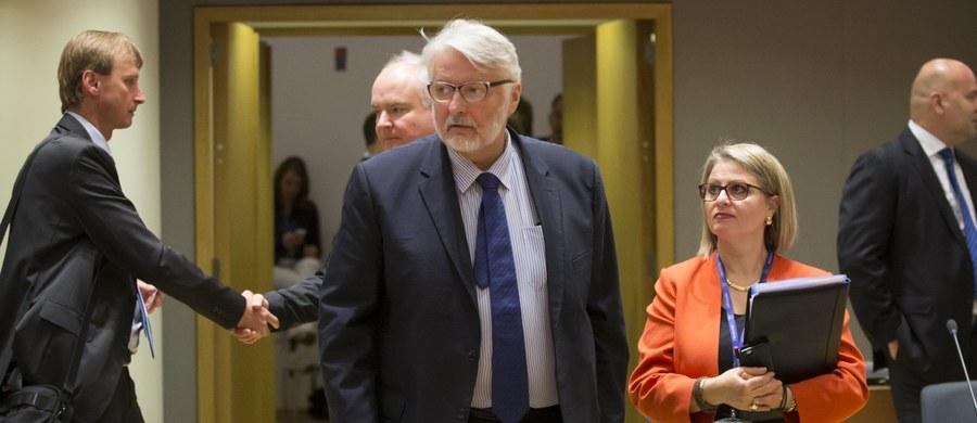 To klęska polskiej dyplomacji. Nie udało się zapobiec debacie ministrów UE nt. Polski, a jeszcze wczoraj szef polskiej dyplomacji Witold Waszczykowski mówił, że żadnej dyskusji nie będzie.