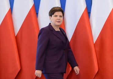 Szydło o słowach Timmermansa: Polski rząd jest i będzie otwarty na dialog