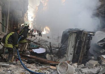 Opublikowano raport: We wrześniowym ataku pod Aleppo użyto gazu musztardowego