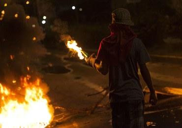 Antyrządowe protesty w Wenezueli: W starciach z siłami bezpieczeństwa zginęli 4 demonstranci
