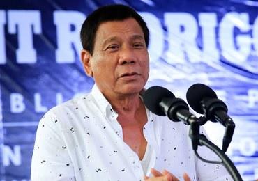 Prezydent Filipin zakazuje palenia w miejscach publicznych