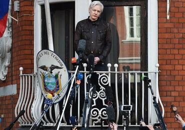 """Assange po 5 latach może opuścić kryjówkę w Londynie. """"Nie wybaczę"""""""