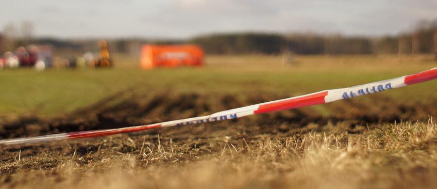 Tragedia w miejscowości Sosnowo w gminie Rogowo w Kujawsko-Pomorskiem. Nie żyje dwóch pracowników Urzędu Gminy. Ich ciała wyciągnięto z jednej ze studzienek kanalizacyjnych.