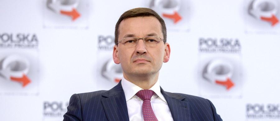 Wicepremier Mateusz Morawiecki będzie w przyszłym tygodniu robił gospodarczy rachunek sumienia. Oprócz tego po weekendzie rząd będzie łatał dziury w przepisach finansowych.