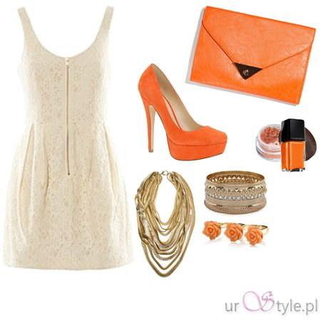 Jakie wybrać dodatki do beżowej sukienki - Forum ...