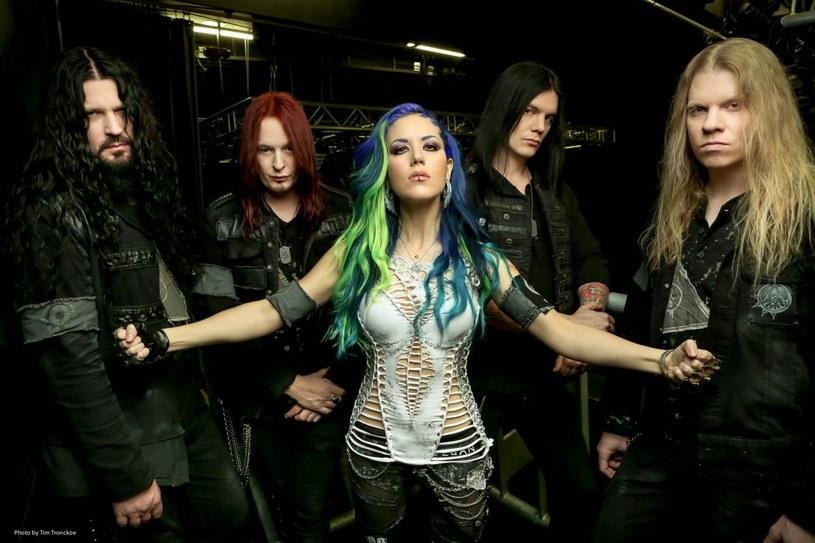 Pod koniec września wystąpi w Warszawie szwedzka grupa Arch Enemy.