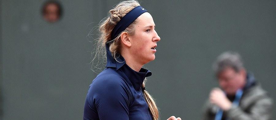 Dobra wiadomość dla fanów Wiktorii Azarenki. Białoruska tenisistka, która w grudniu urodziła syna, powróci do rywalizacji wcześniej niż początkowo planowała.