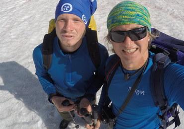 Niewidomy Jurek z Krakowa sięga po Koronę Europy. Dziś rusza na najwyższy szczyt Islandii