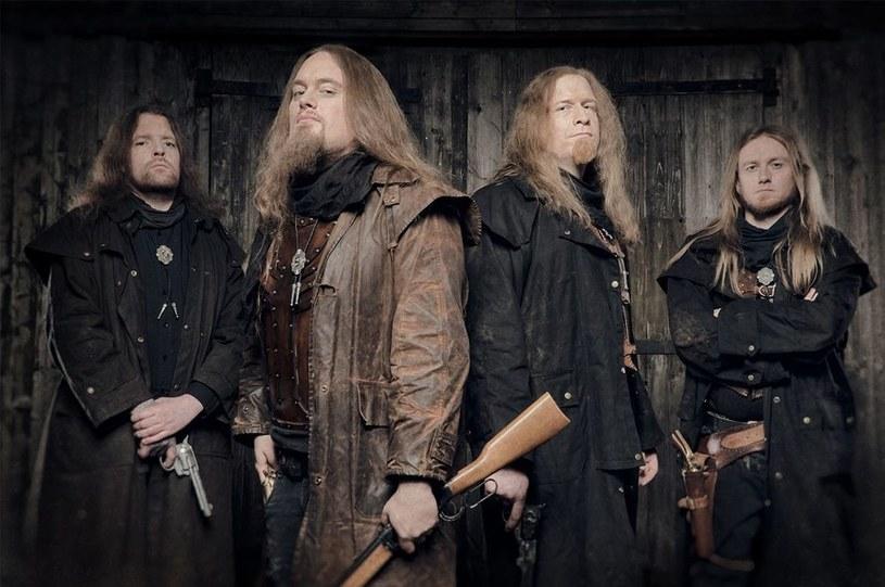 """""""Gunman"""" - to tytuł nowego albumu powermetalowej grupy Orden Ogan z Niemiec."""