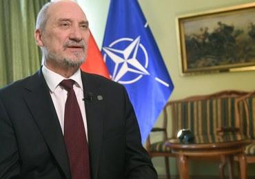 Sejm zajmie się jutro wnioskiem o wotum nieufności dla Macierewicza