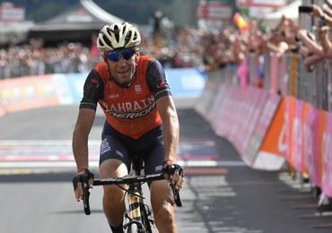 Giro d'Italia: Vincenzo Nibali wygrał 16. etap
