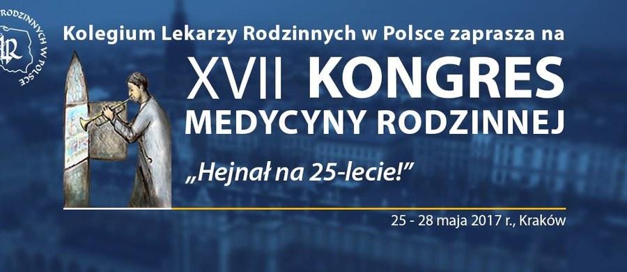 Kongres jest najważniejszym spotkaniem naukowym dla lekarzy podstawowej opieki zdrowotnej, któremu w tym roku, towarzyszyć będzie jubileusz ćwierćwiecza istnienia medycyny rodzinnej w Polsce – informują organizatorzy. Krakowskie spotkanie potrwa do 28 maja.
