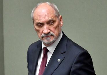 Sejm odrzucił wniosek o wotum nieufności dla Antoniego Macierewicza
