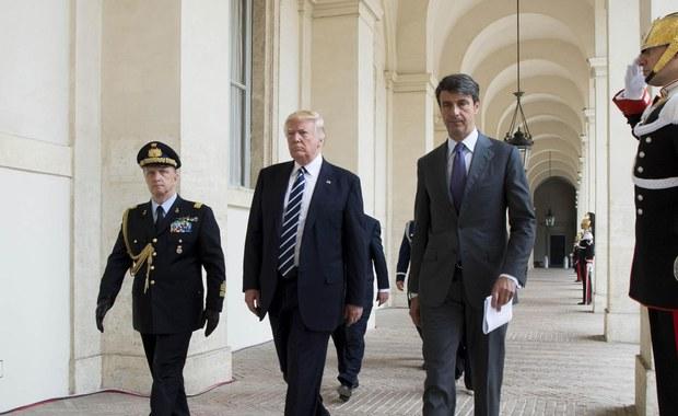Urzędnicy amerykańskiej administracji, którzy przed wizytą prezydenta Donalda Trumpa w Rzymie prowadzili inspekcję w rejonie lotniska Fiumicino, stracili poufne dokumenty. Skradziono im je z samochodu. Porzucone materiały znalazł przechodzień.