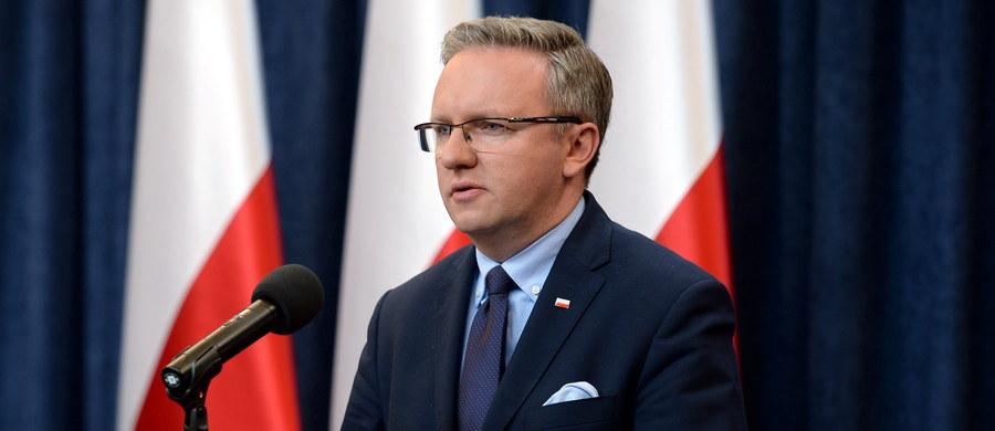Szczyt Trójkąta Weimarskiego na najwyższym szczeblu odbędzie się prawdopodobnie pod koniec sierpnia we Francji - poinformował w Brukseli szef gabinetu prezydenta Krzysztof Szczerski.
