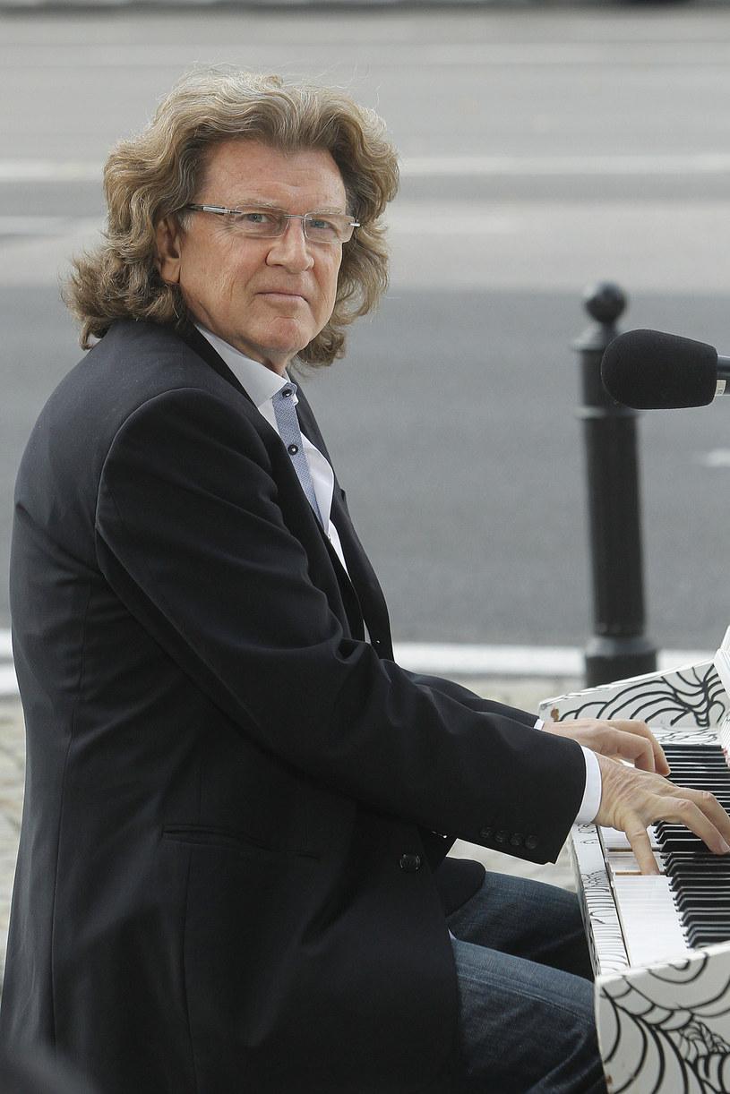 Zbigniew Wodecki przed śmiercią poprosił Jacka Cygana o napisaniu słów do jego nowego utworu.