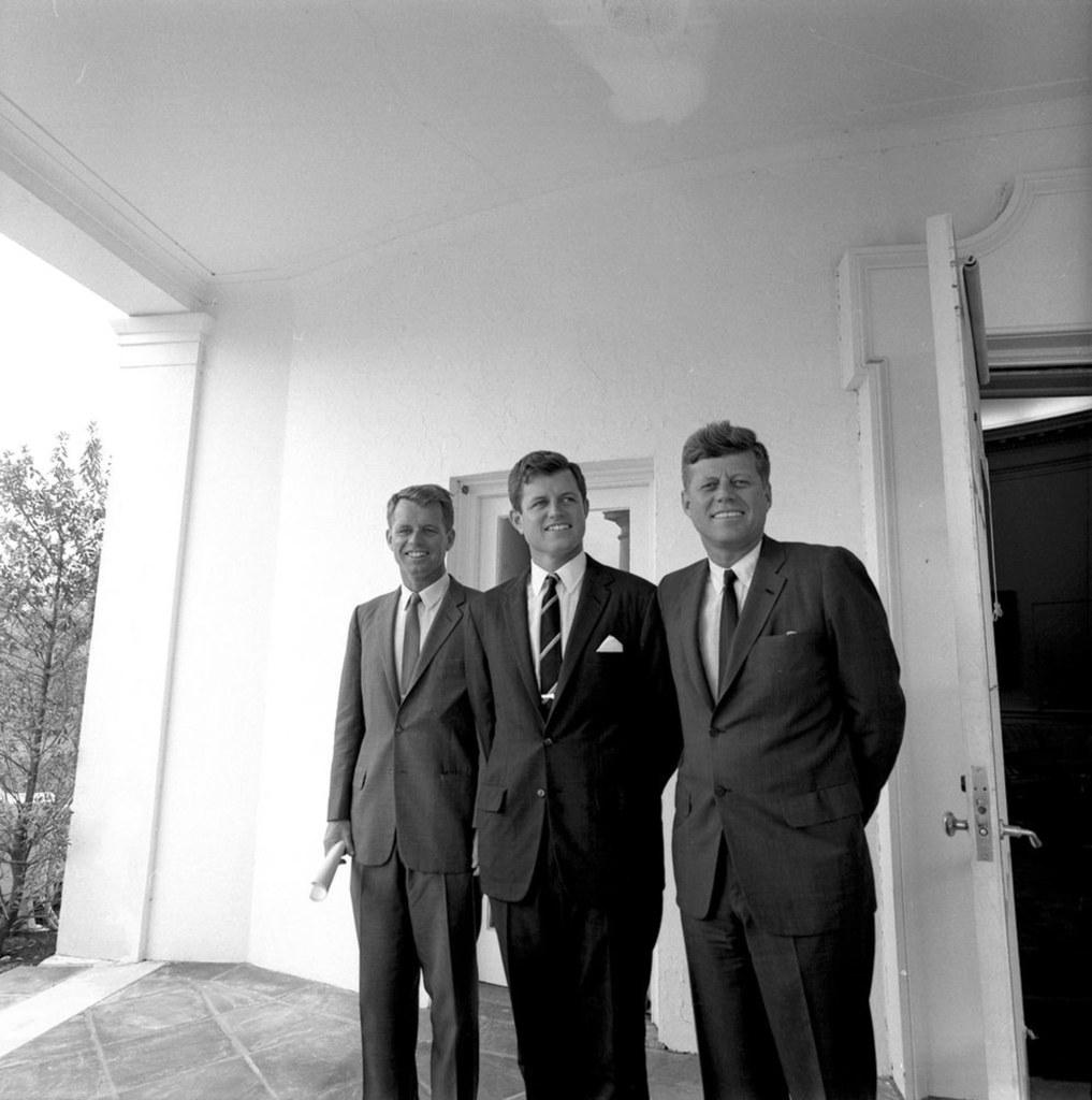 EPA/CECIL STOUGHTON / JFK PRESIDENTIAL LIBRARY
