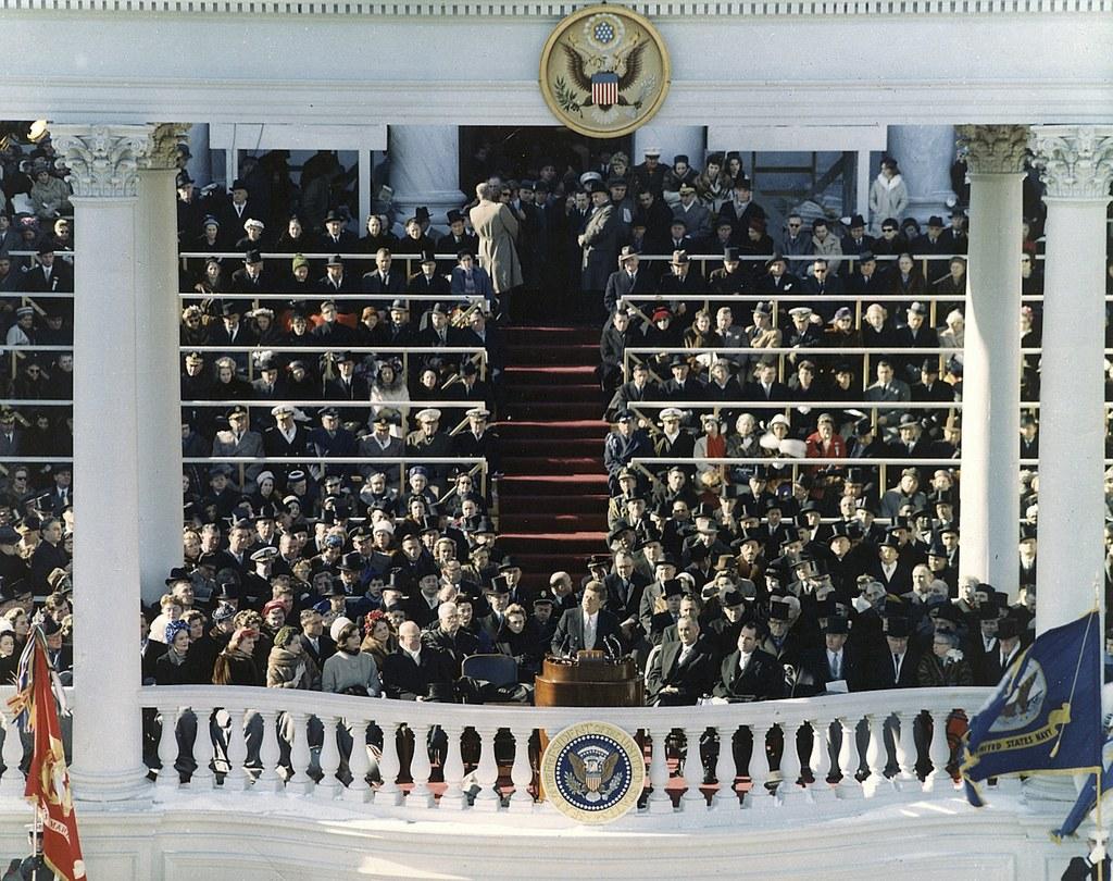 EPA/CWO DONALD MINGFIELD / JFK PRESIDENTIAL LIBRARY