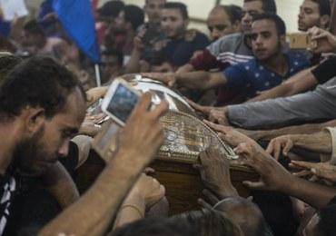 Zbrojny odwet Egiptu po zamachu na Koptów