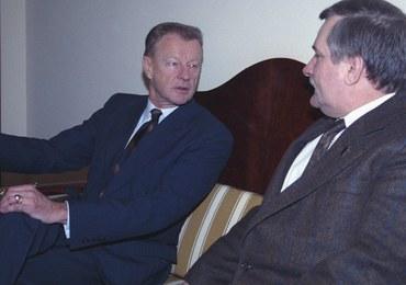 """Jaki był prywatnie Zbigniew Brzeziński? """"Nigdy nie myślał o sobie"""""""