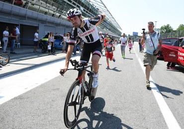 Giro d'Italia: Tom Dumoulin wygrał setną edycję wyścigu