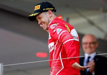 Formuła 1: Triumf Sebastiana Vettela w Monte Carlo