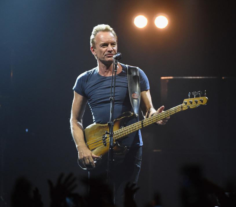 Sting powraca do Polski. Artysta wystąpi 12 października w Tauron Arenie Kraków.