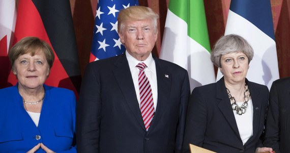 """Szef Parlamentu Europejskiego Antonio Tajani powiedział, że UE """"musi chodzić o własnych siłach"""". W wywiadzie dla agencji ANSA nawiązał do słów kanclerz Niemiec Angeli Merkel, która wyraziła wątpliwość co do niezawodności USA jako partnera."""
