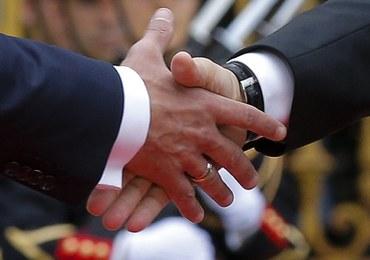 Putin dementuje, jakoby Rosja ingerowała w wybory prezydenckie we Francji