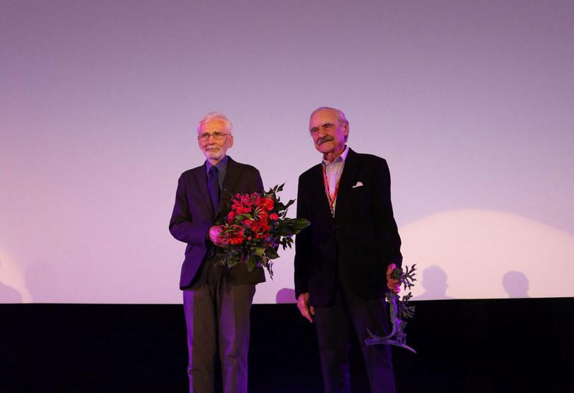 Dwaj wybitni twórcy filmów animowanych Witold Giersz i Daniel Szczechura odebrali we wtorek, 30 maja, nagrody Smoka Smoków podczas tegorocznego 57. Krakowskiego Festiwalu Filmowego w Krakowie.