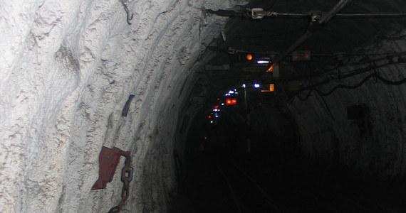 Silny wstrząs w kopalni Rudna na Dolnym Śląsku. Wstrząs był odczuwalny w całym Zagłębiu Miedziowym, między innymi w Polkowicach i Głogowie.