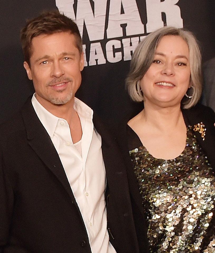 """Gwiazda """"Wielkiego chłodu"""", Meg Tilly, po 18-letiej przerwie wróciła na ekran, by zostać żoną Brada Pitta."""