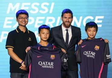 Lionel Messi wybuduje w Chinach park rozrywki