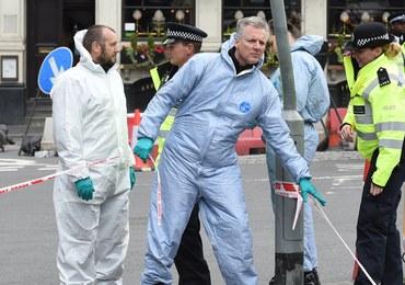 Zamach w Londynie. Wiadomo więcej nt. sprawców zamachu