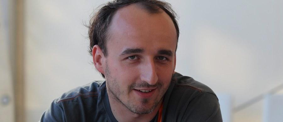 Według włoskich mediów Robert Kubica weźmie udział we wtorkowych testach bolidu Renault E20 na torze w Walencji.