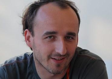 Robert Kubica wraca do bolidu Formuły 1