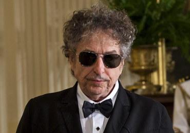 Bob Dylan przesłał mowę noblowską. Dostanie pieniądze z nagrody