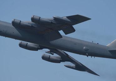 Rosyjski myśliwiec przechwycił nad Bałtykiem amerykański bombowiec