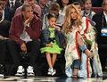 Tańcząca córka Beyonce i Jaya Z podbija sieć